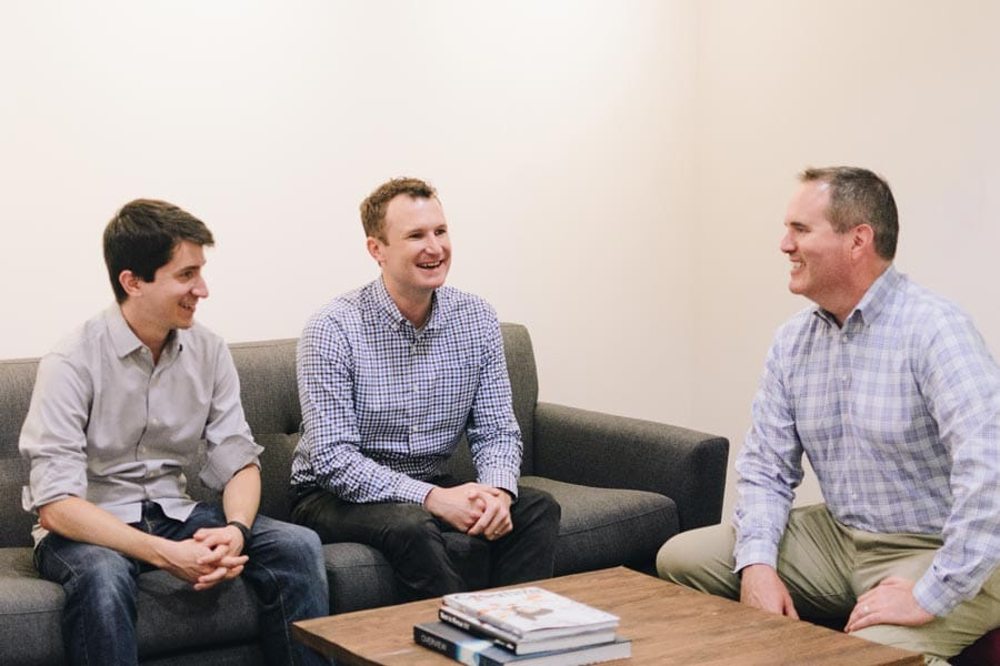 Industry Dive founders